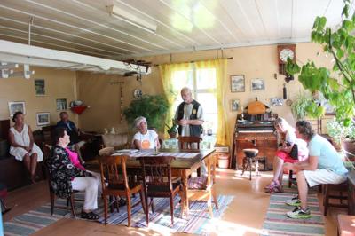 St Barth dagen 2015 Gallejaur